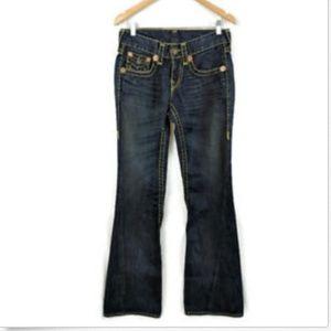 True Religion Joey Super T Jeans Womens 28